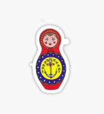 Matryoshka Color Sticker
