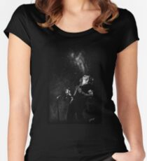 Harry Fountain Women's Fitted Scoop T-Shirt