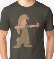 "Nibs Bow and ""Arrow"" Unisex T-Shirt"