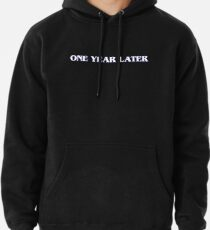 Stranger Things 3   One Year Later Pullover Hoodie