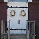 Door on a Church!!! by flyprincess