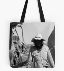 ...don't know where I'm heading Tote Bag