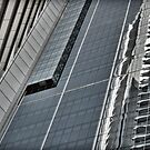 City Reflections by Hany  Kamel