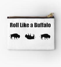 Roll Like A Buffalo Studio Pouch