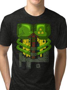 HYRULE TECH: INNER SHELL Tri-blend T-Shirt