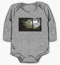 Foggy September Morning One Piece - Long Sleeve