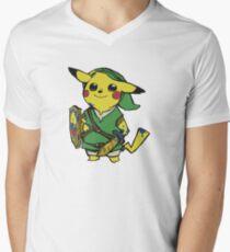 zelda Men's V-Neck T-Shirt