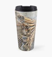 Traditional wooden fish trap Travel Mug