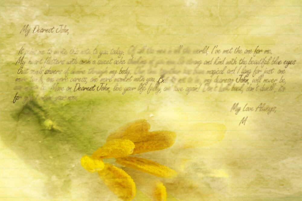 Dearest John by L J Fraser