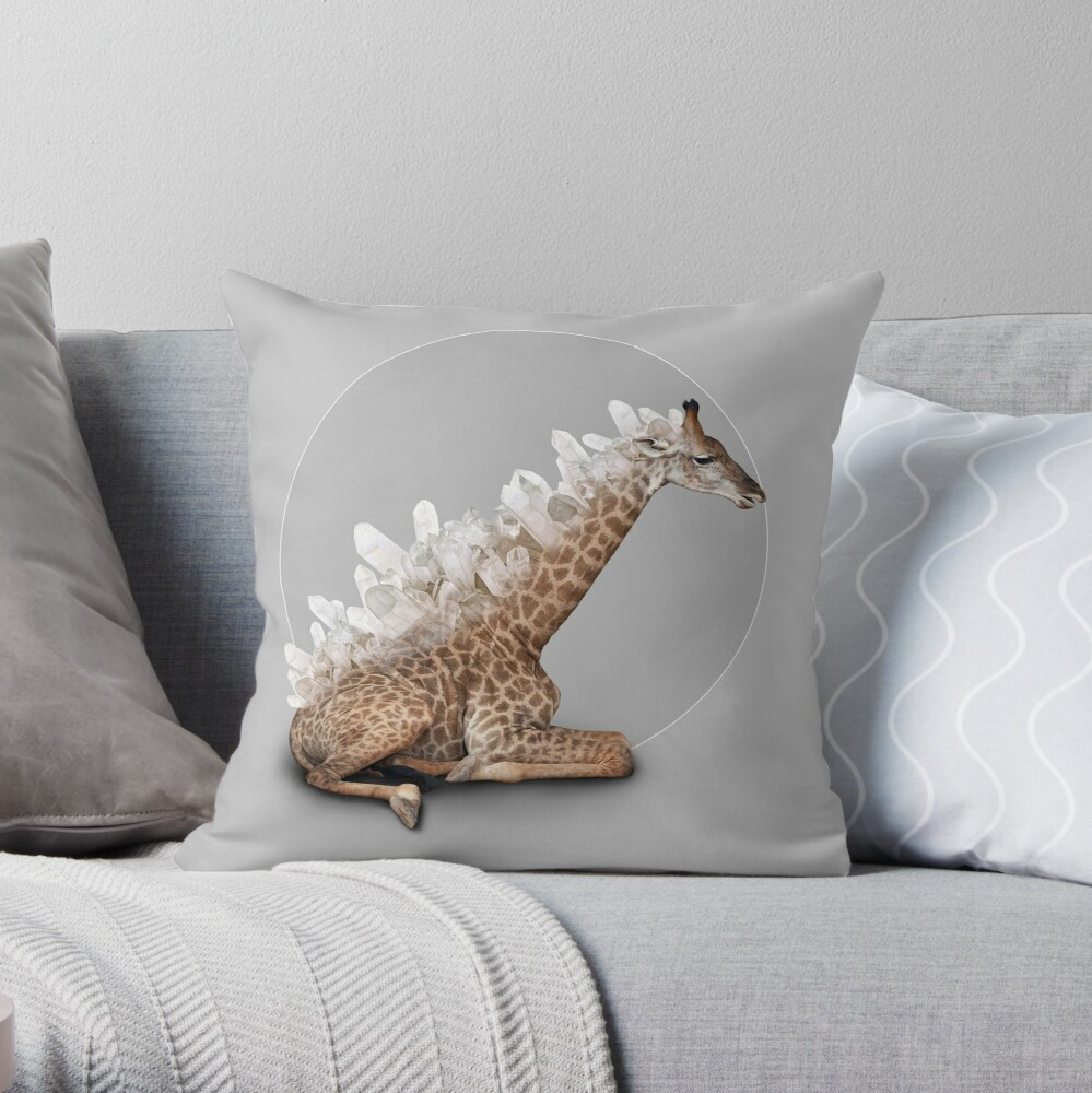 orenda III Throw Pillow