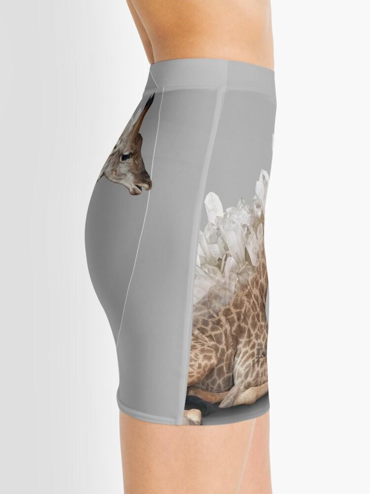 Alternate view of orenda III Mini Skirt