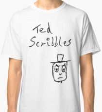 Angry Ted Classic T-Shirt