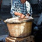 Basket Repairman by phil decocco