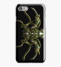 Chrono Trigger - Lavos World Revolution Form iPhone Case/Skin