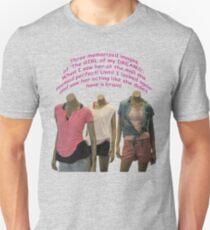 Dream Girl ~ without a brain + shopping APP Unisex T-Shirt
