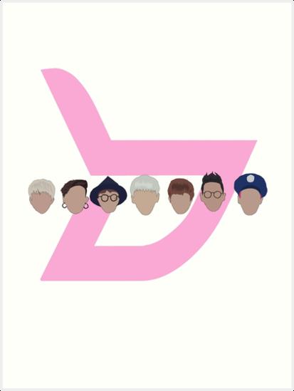 Block B Logo