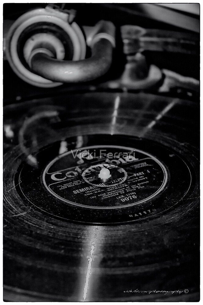 Columbia Record © Vicki Ferrari Photography by Vicki Ferrari