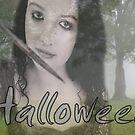 Emeralds Revenge ~ Halloween by Melissa Park