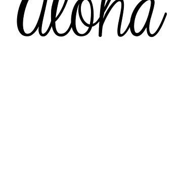 Aloha by namedChelsea