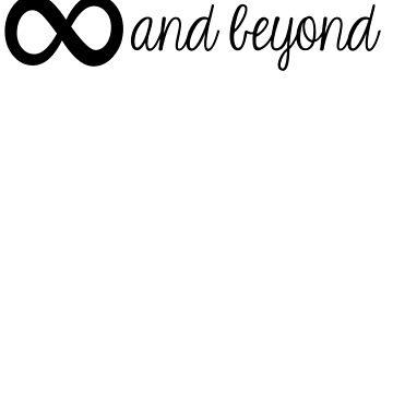 ∞ & beyond. by namedChelsea