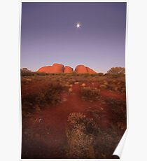 The Olgas, Uluru-Kata Tjuta National Park Poster