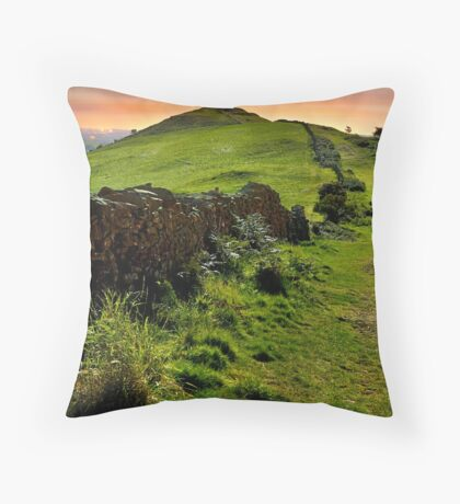 Moonlight on The Helm, Kendal Throw Pillow