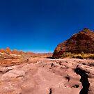 Piccaninny CreekPanorama, Purnululu National Park by Erik Schlogl