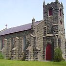 St Mary's Anglican church, Woodend by AmandaWitt