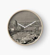 A London view Clock