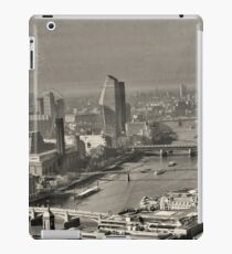 A London view iPad Case/Skin