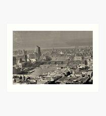 A London view Art Print