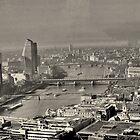A London view by gabriellaksz