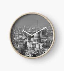 View of London Clock