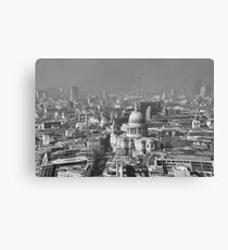 View of London Canvas Print