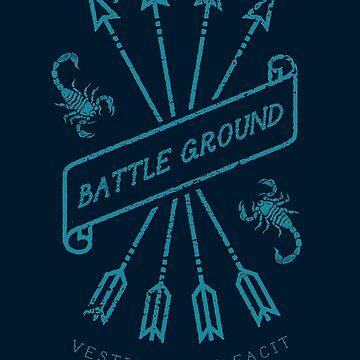 Battle Ground by Illustratorial