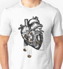 The Heart Is Bulletproof Unisex T-Shirt