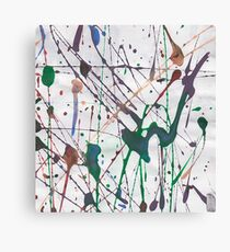 Acrylic abstract Canvas Print