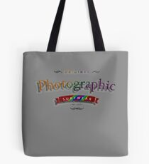 Original Photographic Surfwear Tote Bag