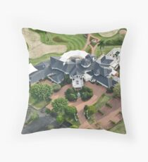 Minature Scale? Throw Pillow