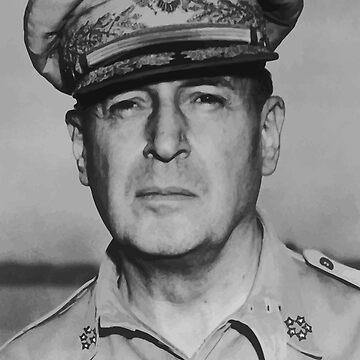General Douglas MacArthur de warishellstore