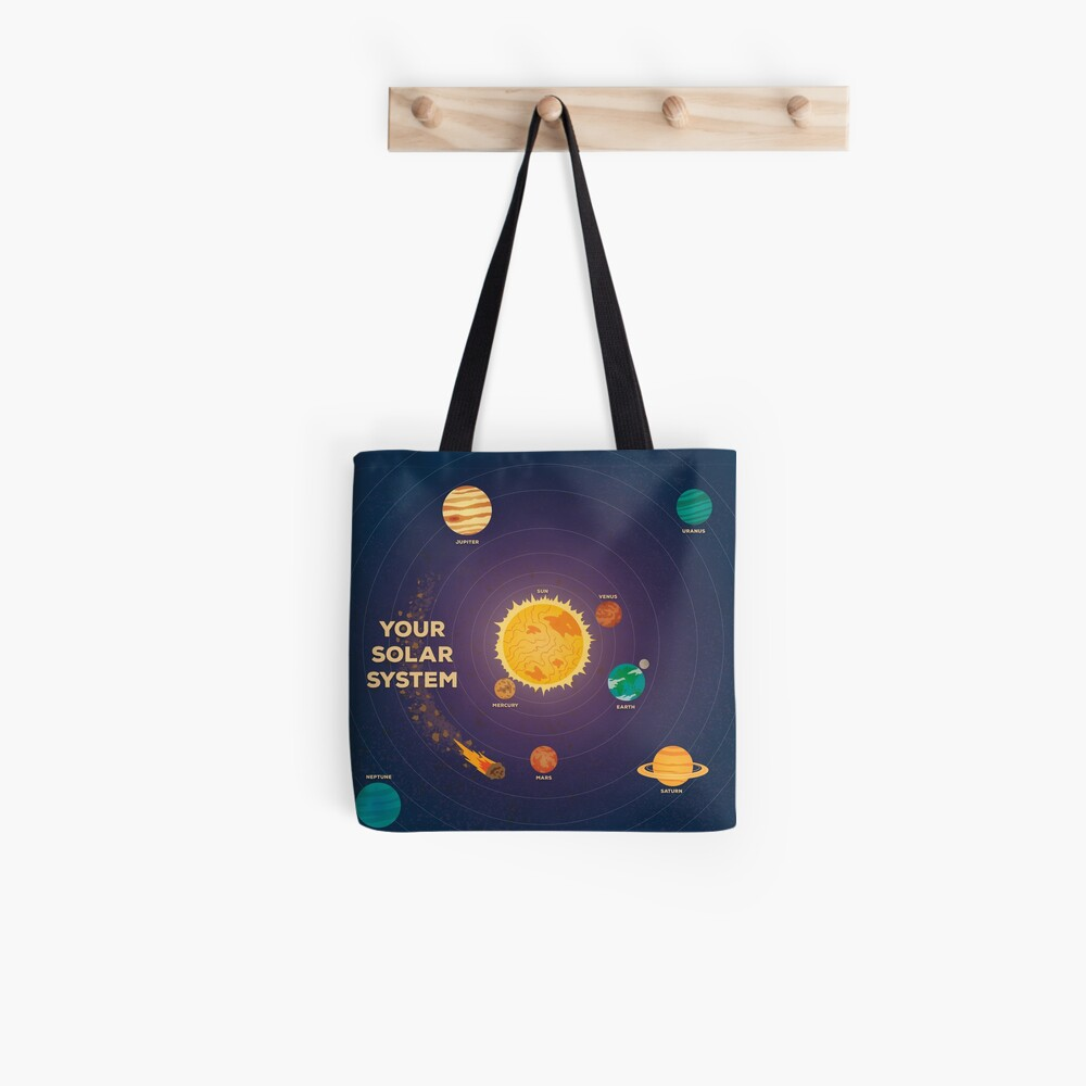 Your Solar System Tote Bag