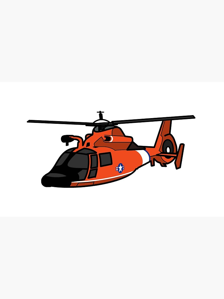 USCG HH65 Helicopter by AlwaysReadyCltv