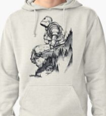 Iron Giant Pullover Hoodie