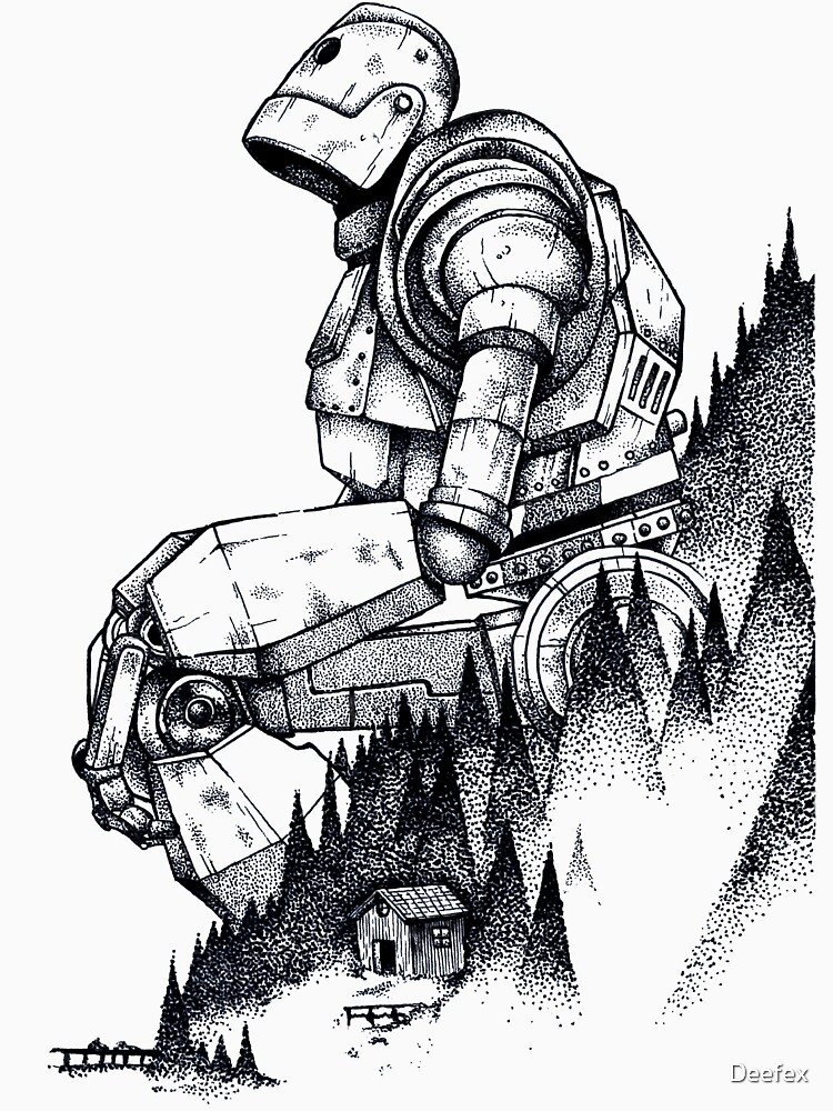 Iron Giant by Deefex