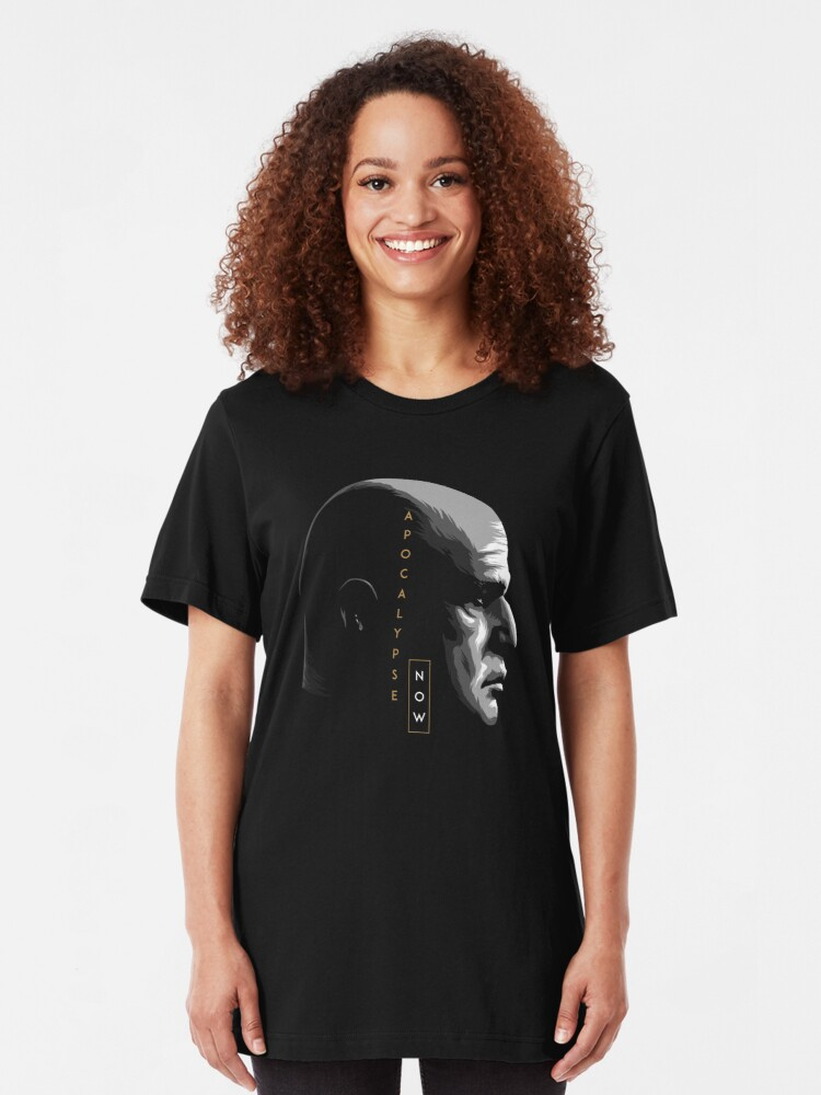 Alternate view of Apocalypse Now Slim Fit T-Shirt