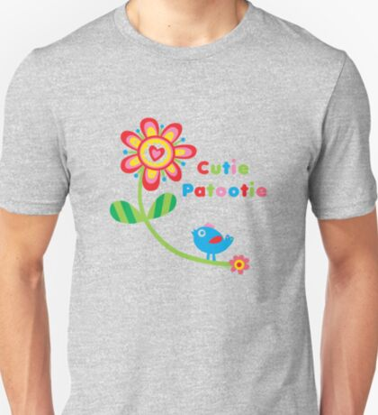 Cutie Patootie - on darks T-Shirt
