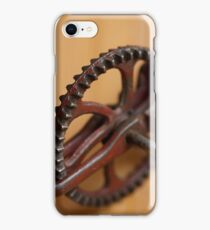 Granny's Manual Mode Kitchenware iPhone Case/Skin