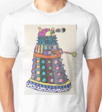 Dalek zentangle T-Shirt
