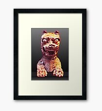 From the Pit Framed Print
