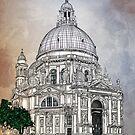 Santa Maria della Salute,Venice by andy551